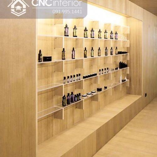 Kệ trưng bày sản phẩm cnc 12