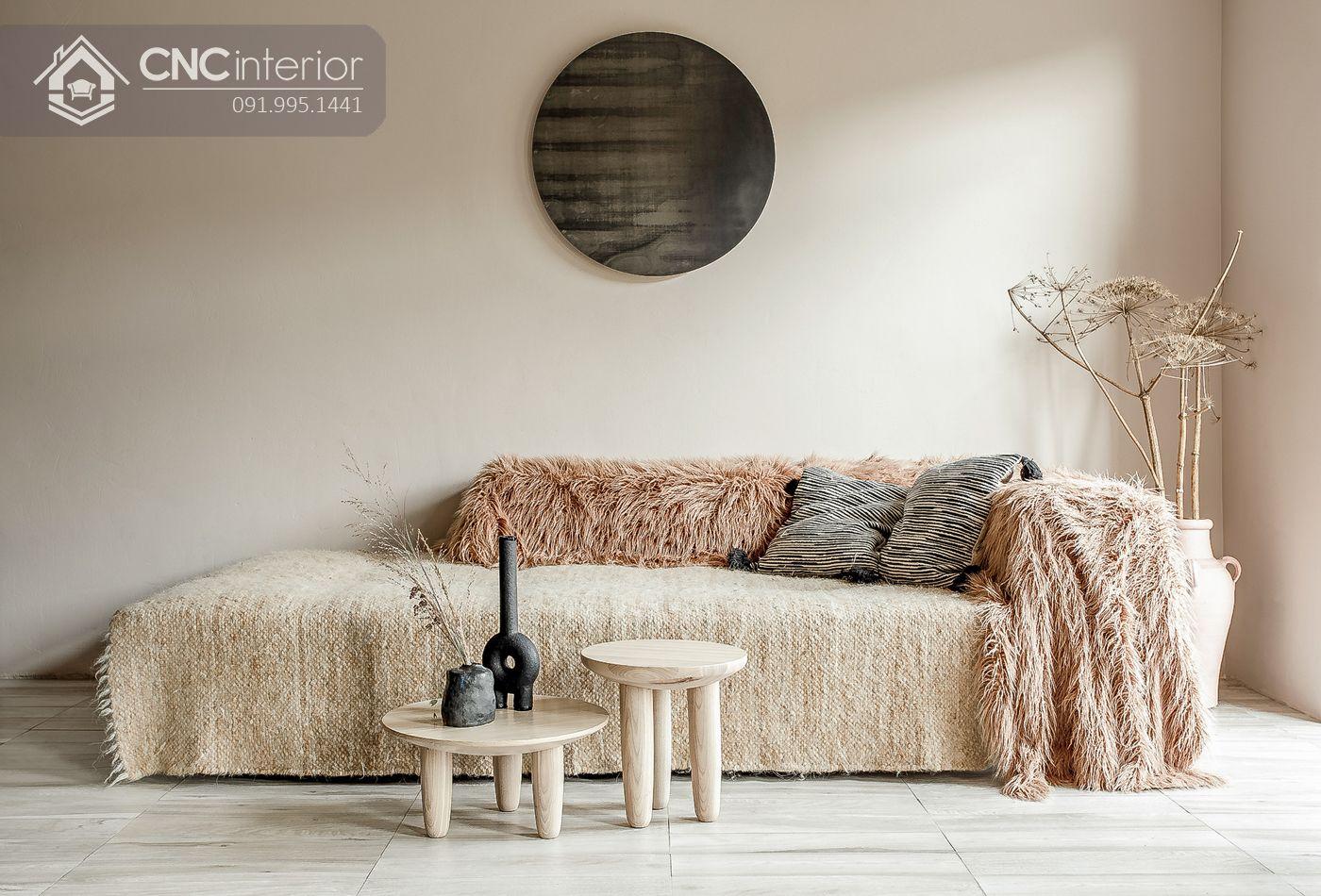 mẫu thiết kế nội thất phòng khách đẹp 33