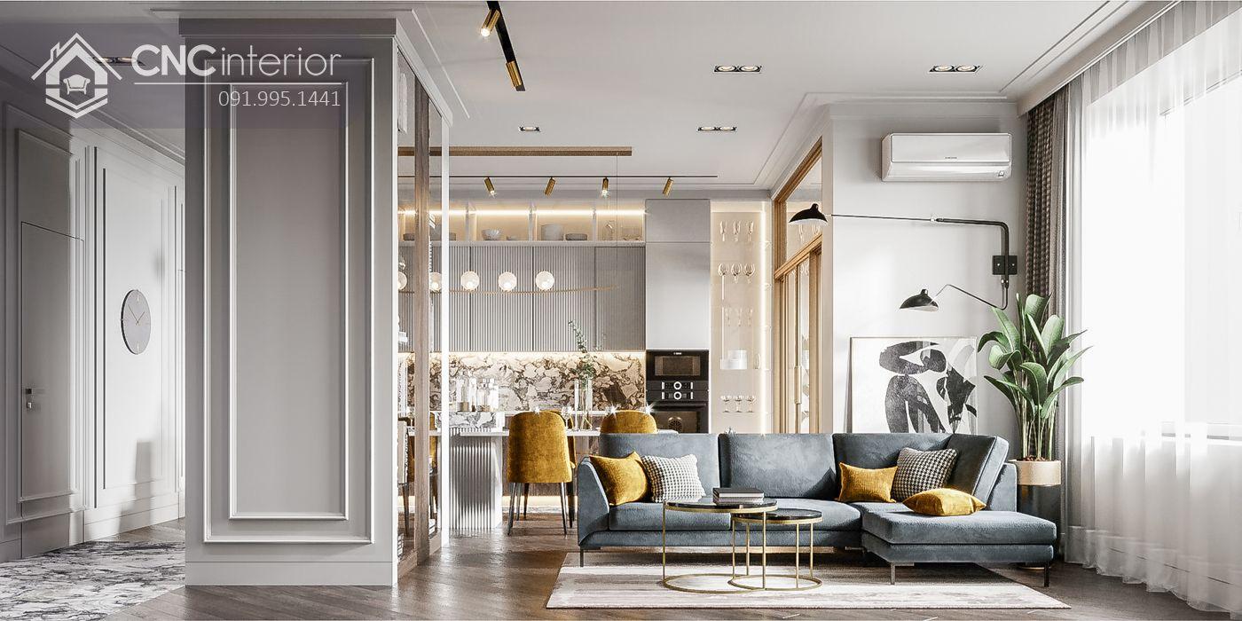 living room phong cách Modern 30