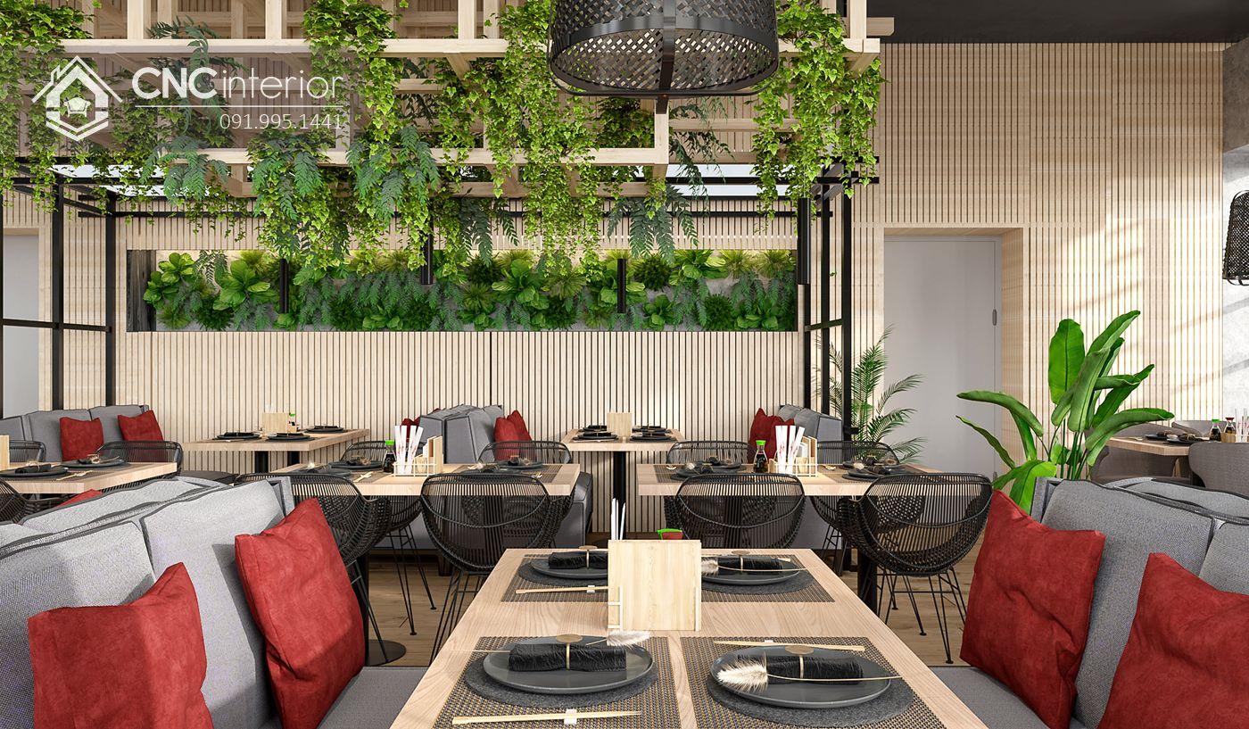 Nhà hàng Origa Hà Nội