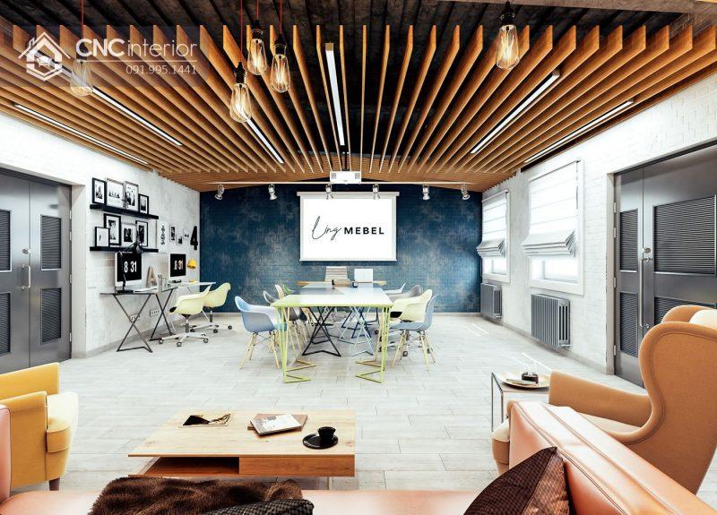 nội thất CNC Văn phòng Studio Ling Mebel 2