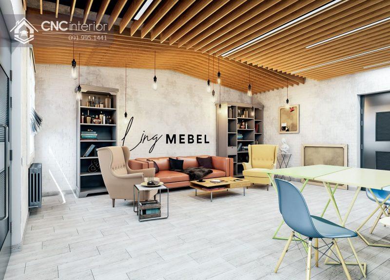 nội thất CNC Văn phòng Studio Ling Mebel 4