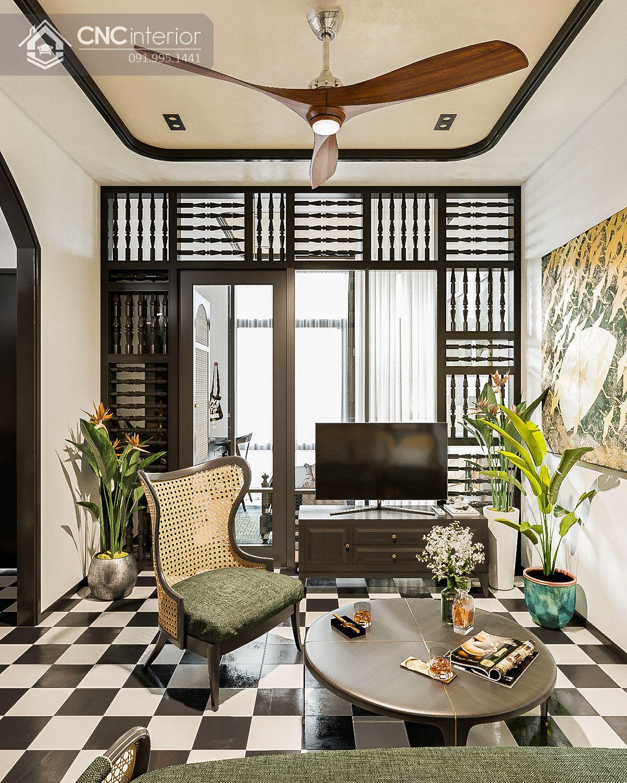 Phong cách Indochine 11