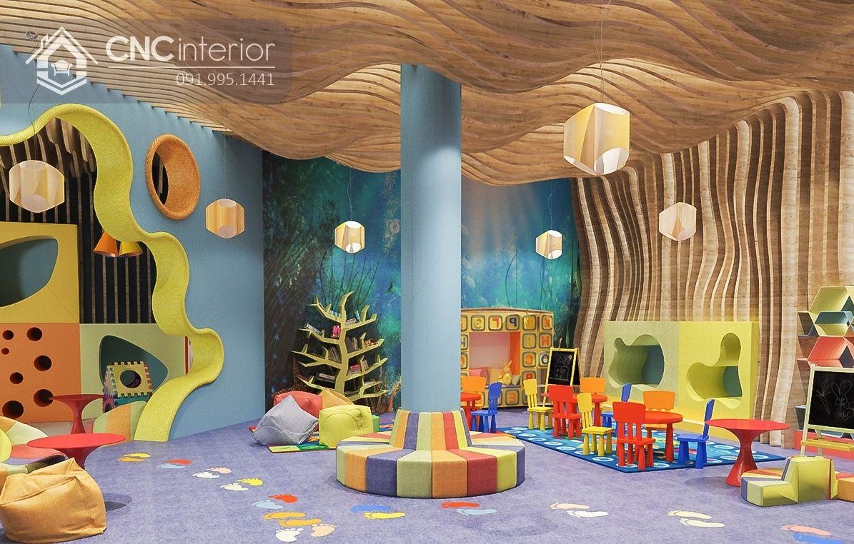 biến hóa góc vui chơi độc đáo cho kindergarten 19