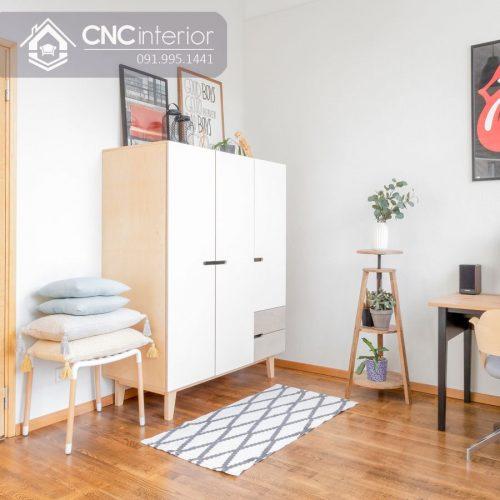 Tủ quần áo khách sạn CNC 25
