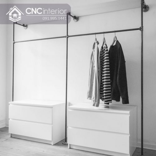 Tủ quần áo khách sạn CNC 57