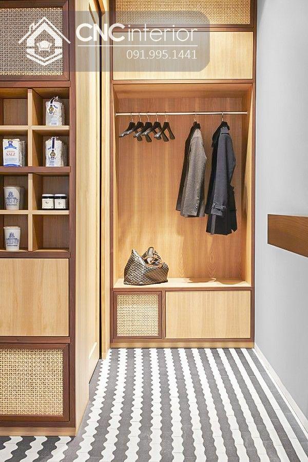 Tủ quần áo khách sạn CNC 58