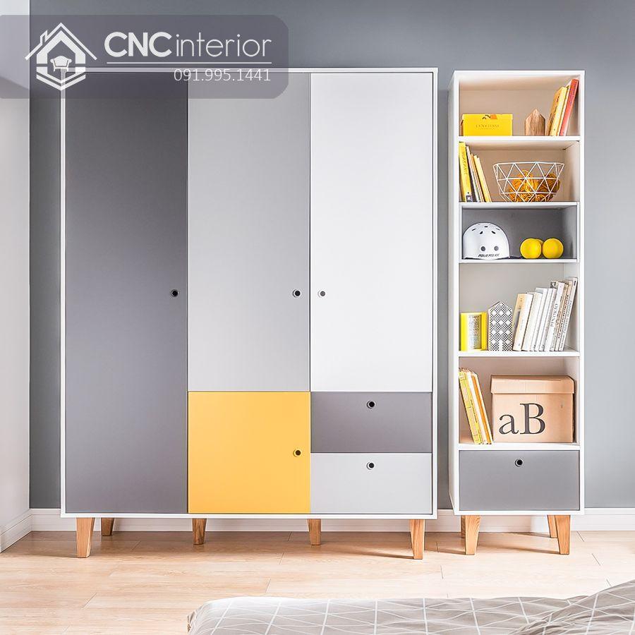 Tủ quần áo khách sạn CNC 03