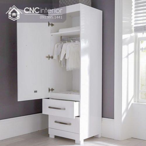 Tủ quần áo khách sạn CNC 05