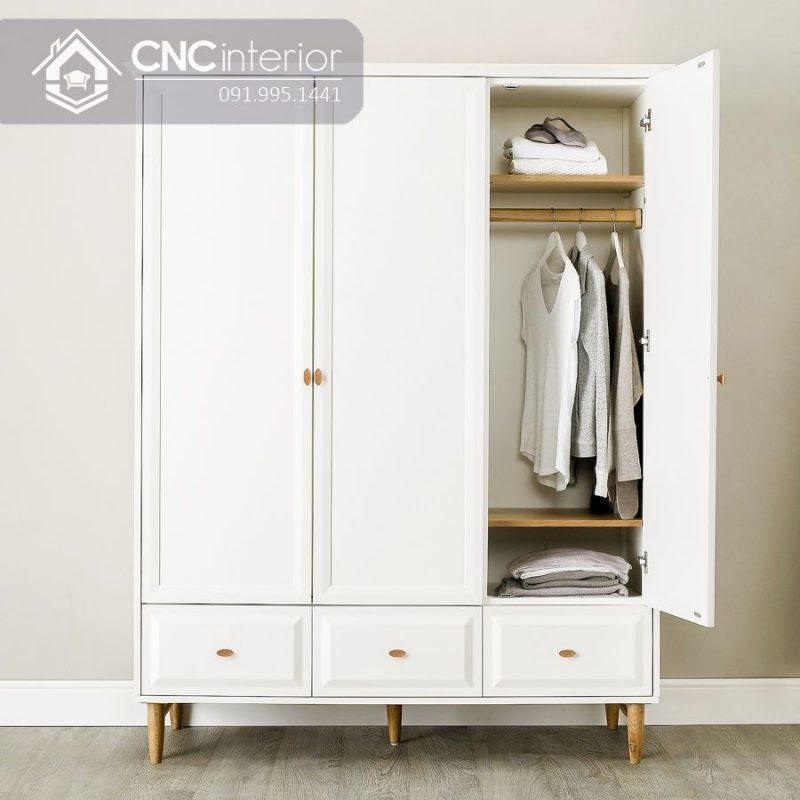 Tủ quần áo khách sạn CNC 06