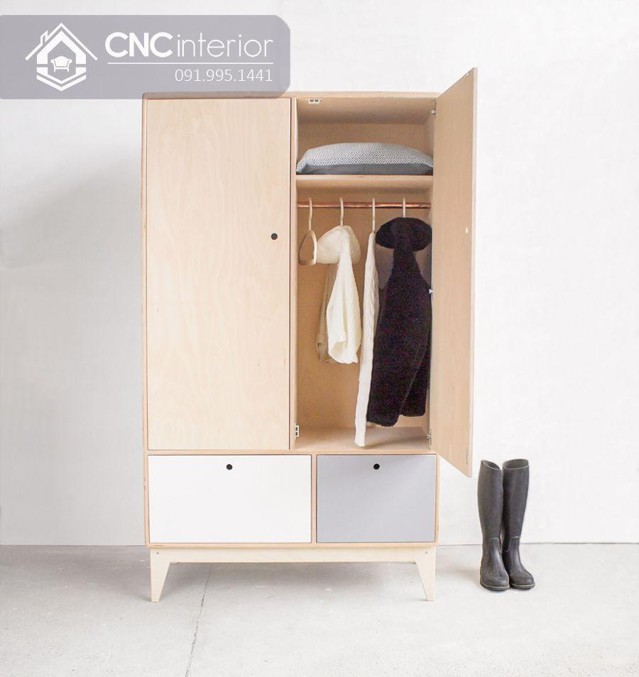 Tủ quần áo khách sạn CNC 10