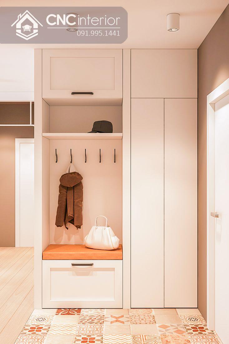 Tủ quần áo khách sạn CNC 15
