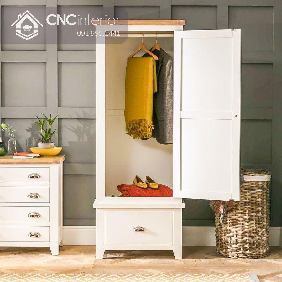 Tủ quần áo khách sạn CNC 18