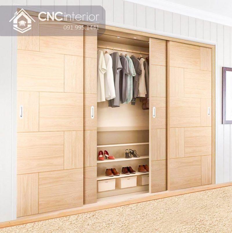 Tủ quần áo khách sạn CNC 20