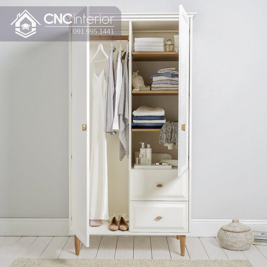 Tủ quần áo khách sạn CNC 22