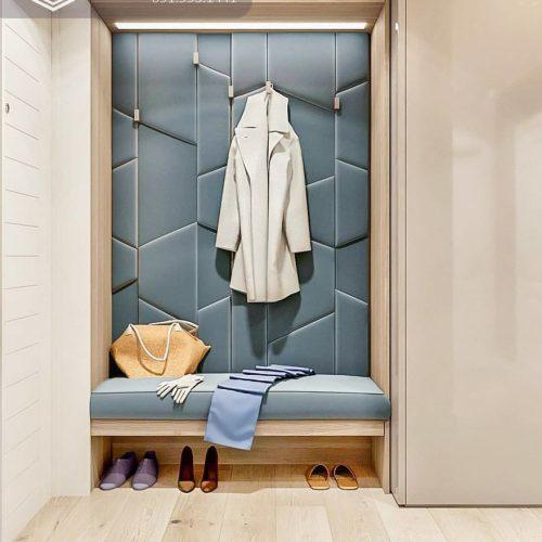Tủ quần áo khách sạn CNC 24