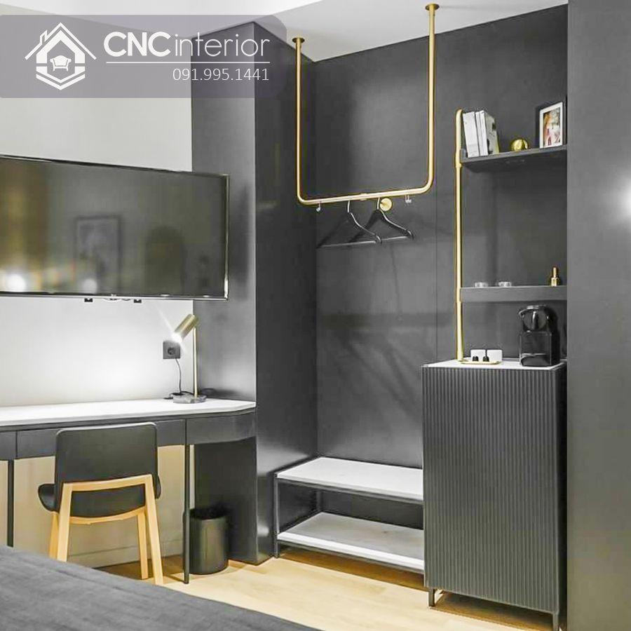 Tủ quần áo khách sạn CNC 28