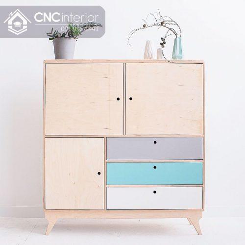Tủ quần áo khách sạn CNC 30