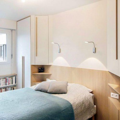 Tủ quần áo khách sạn CNC 31