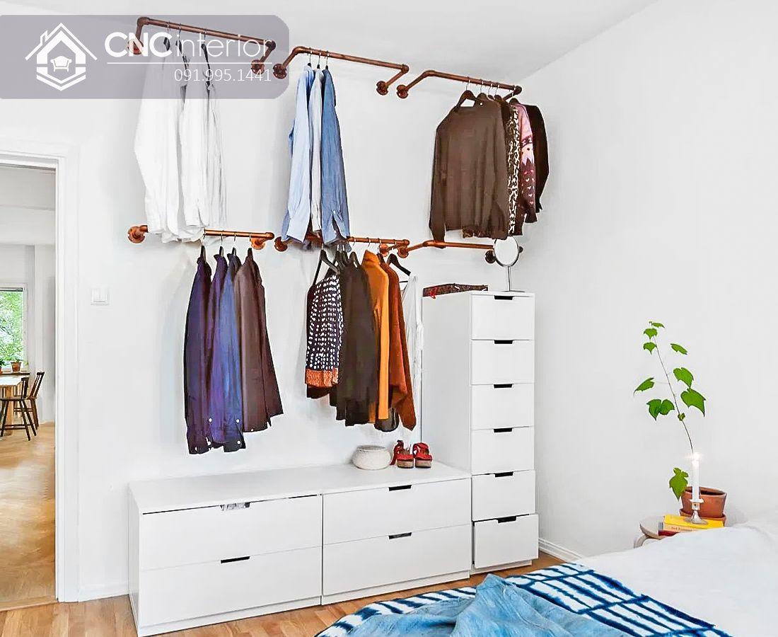 Tủ quần áo khách sạn CNC 41