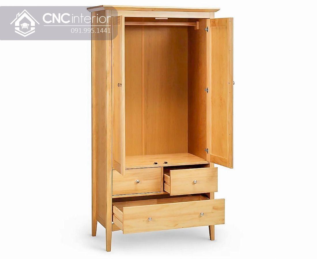 Tủ quần áo khách sạn CNC 42
