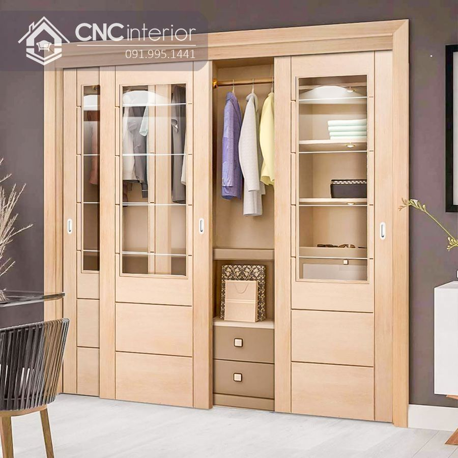 Tủ quần áo khách sạn CNC 44