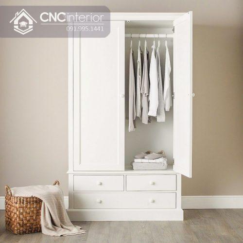 Tủ quần áo khách sạn CNC 45