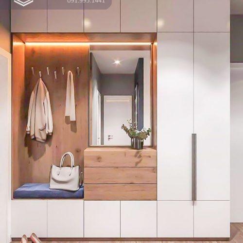 Tủ quần áo khách sạn CNC 46