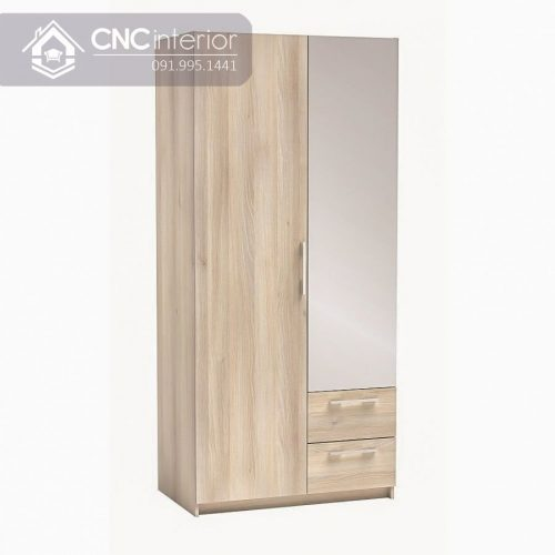 Tủ quần áo khách sạn CNC 50