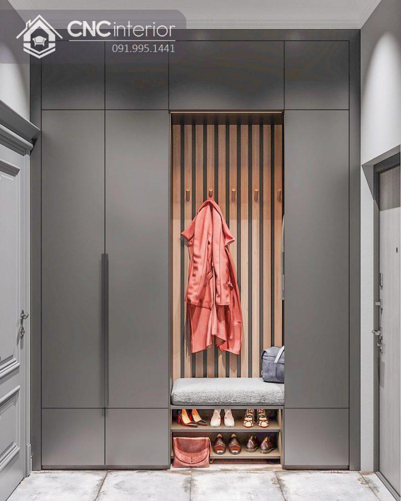 Tủ quần áo khách sạn CNC 52