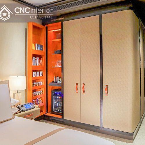 Tủ quần áo khách sạn CNC 59