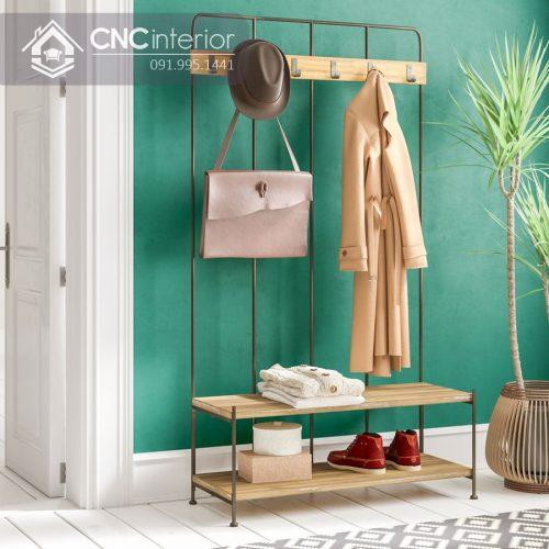 Tủ quần áo khách sạn CNC 60