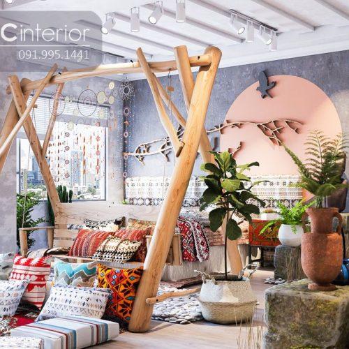 Công trình shop decor - Chị Hà Thanh