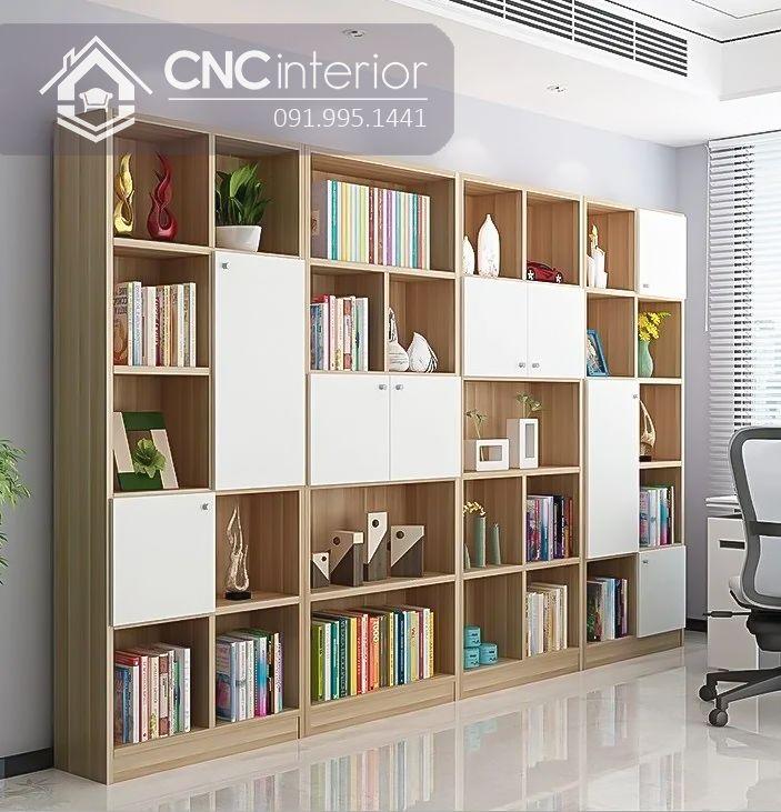 tủ sách sách văn phòng