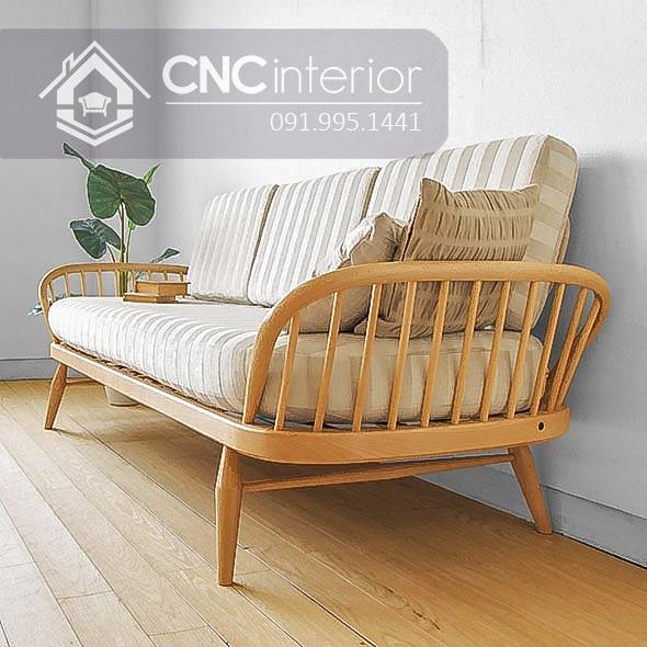 sofa gỗ đẹp hiện đại đơn giản tphcm