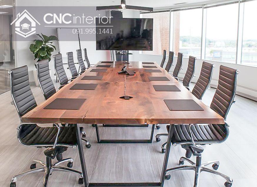 Bàn ghế văn phòng gỗ tự nhiên (4)