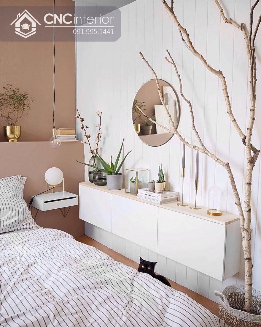 Cách trang trí cây xanh trong nhà (10)