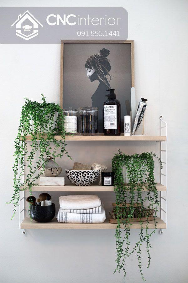 Cách trang trí cây xanh trong nhà (15)