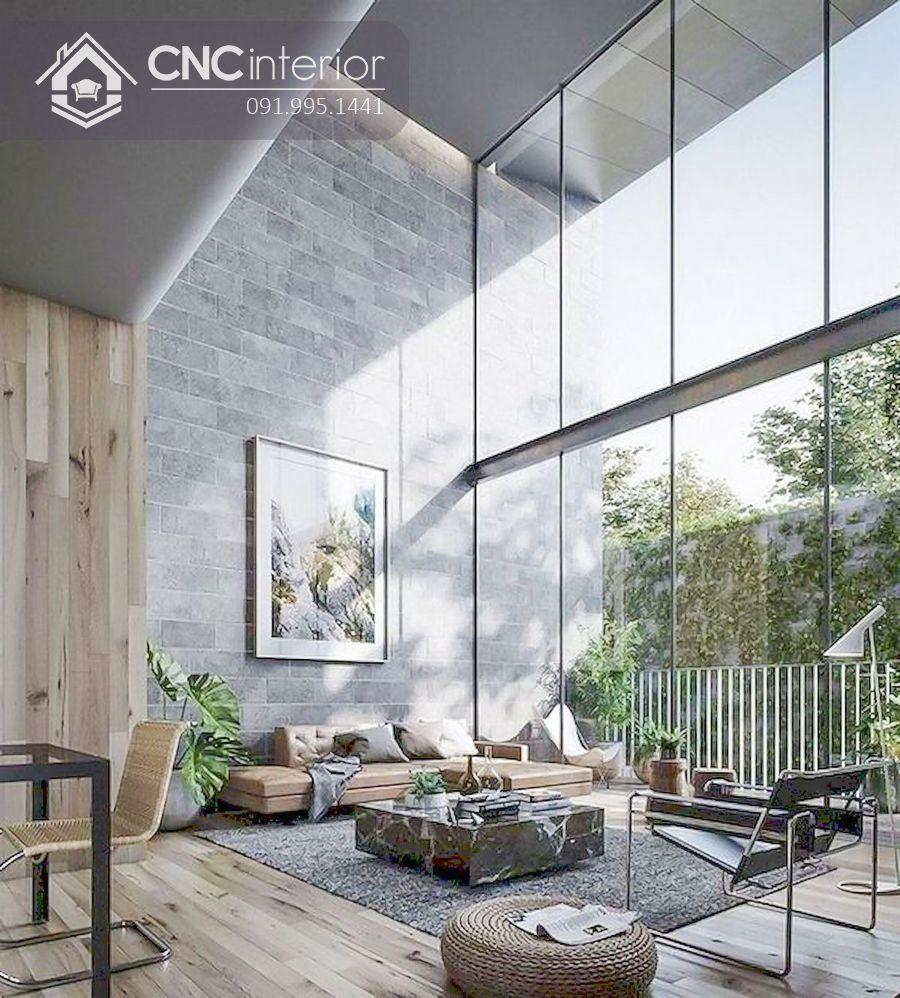 Cách trang trí cây xanh trong nhà (9)