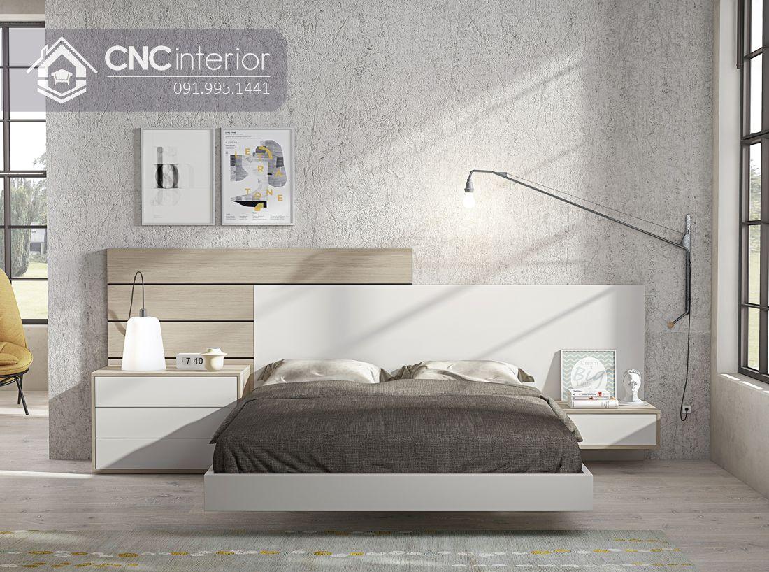 Giường ngủ đẹp CNC 69