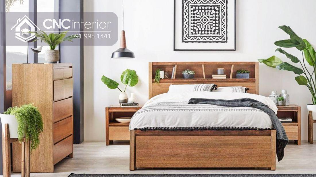 Giường ngủ đẹp CNC 59