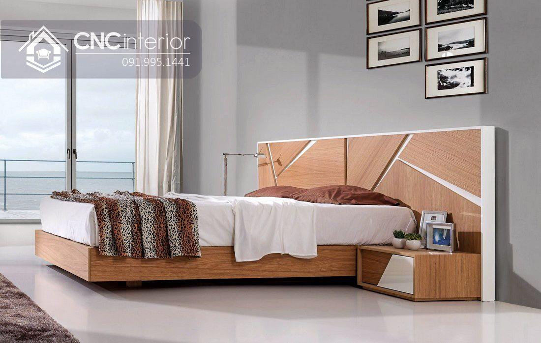 Giường ngủ đẹp CNC 65