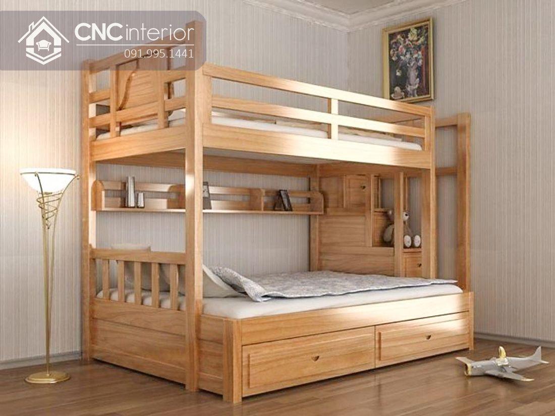 Giường ngủ 2 tầng cho bé gái (7)