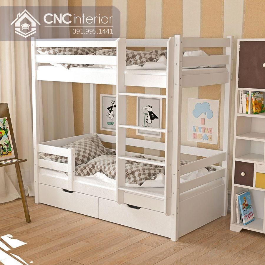 Giường ngủ 2 tầng cho bé gái (3)