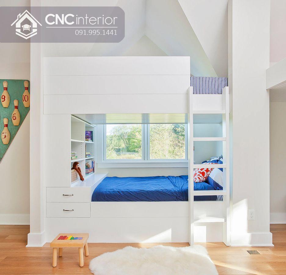 Giường ngủ 2 tầng cho bé gái (8)