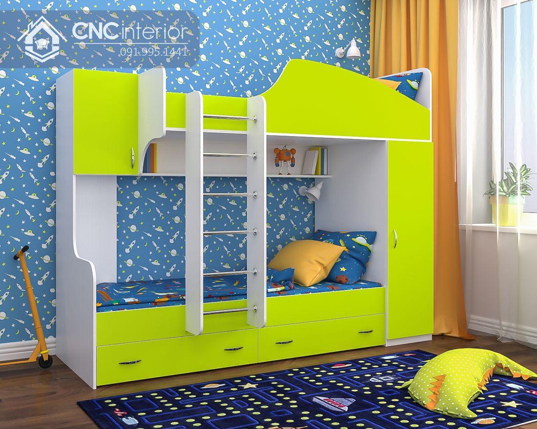 Giường ngủ 2 tầng cho bé gái (9)