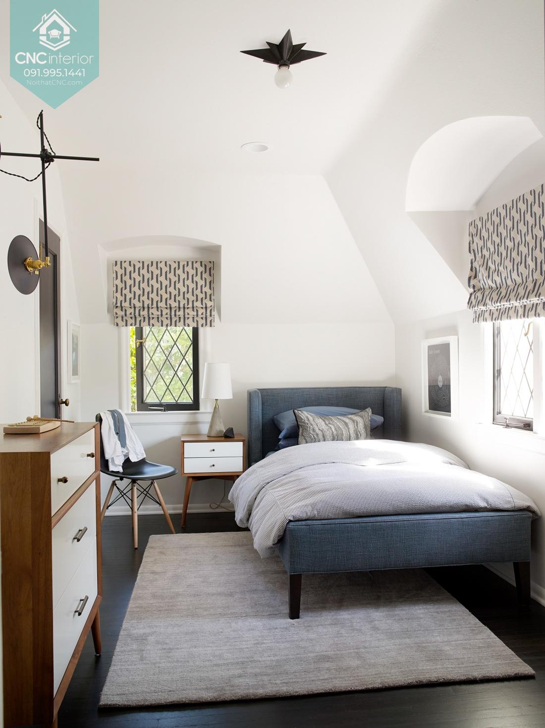 thiết kế căn hộ 100m2 3 phòng ngủ 14