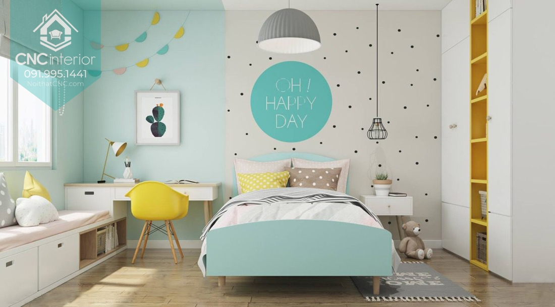 thiết kế căn hộ 100m2 3 phòng ngủ 13