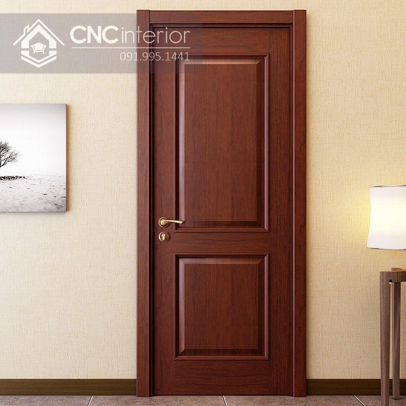 mẫu cửa phòng ngủ bằng gỗ đẹp 3