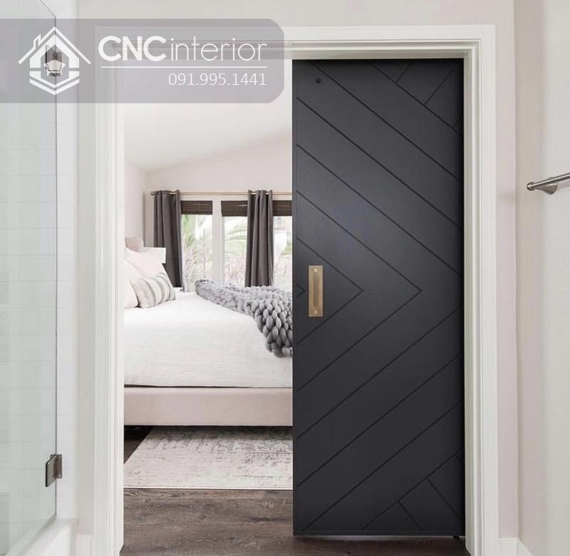 mẫu cửa phòng ngủ bằng gỗ đẹp 16